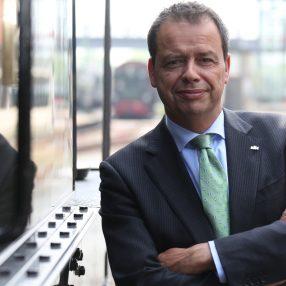 D66 gedeputeerde Jack van der Hoek